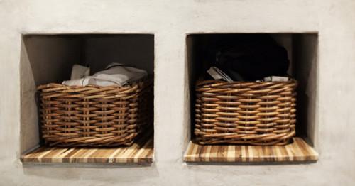 Tadelakt In Badkamer : Tadelakt badkamer met bamboe vloernoknok interieurarchitectuur en